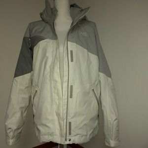 The North Face Triclimate Ski Jacket XL gray/White